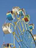Kleurrijke carrousel. Royalty-vrije Stock Fotografie