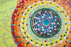 Kleurrijke ceramisch royalty-vrije stock afbeeldingen