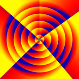 Kleurrijke cirkel Stock Fotografie