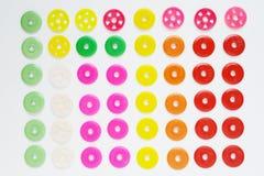Kleurrijke cirkelknoop Stock Fotografie