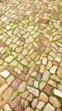 Kleurrijke cobbles achtergrond 1 royalty-vrije stock fotografie