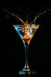 Kleurrijke cocktail Royalty-vrije Stock Foto's