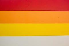 Kleurrijke concrete muurachtergrond Royalty-vrije Stock Foto