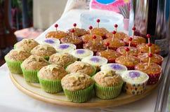 Kleurrijke cupcakes Royalty-vrije Stock Foto