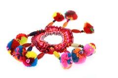 Kleurrijke de Ambachten van de haarband Stock Foto
