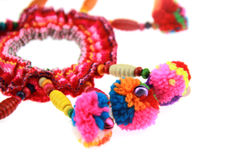 Kleurrijke de Ambachten van de haarband Stock Fotografie