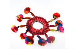 Kleurrijke de Ambachten van de haarband Stock Foto's