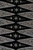 Kleurrijke de stoffenachtergrond van de batikdoek royalty-vrije stock afbeeldingen