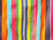 Kleurrijke Deken Royalty-vrije Stock Afbeeldingen