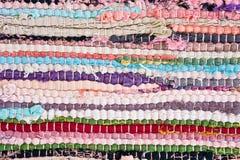 Kleurrijke Deken Stock Foto