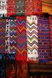 Kleurrijke dekens Royalty-vrije Stock Afbeelding
