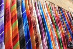 Kleurrijke dekens Royalty-vrije Stock Foto's