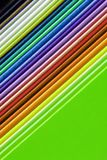 kleurrijke document macro Stock Afbeelding