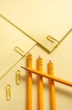 Kleurrijke Documenten Stock Foto's
