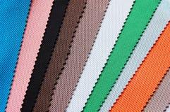 Kleurrijke doek Stock Foto