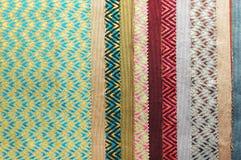 Kleurrijke doek Royalty-vrije Stock Foto's