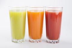Kleurrijke dranken Royalty-vrije Stock Afbeeldingen