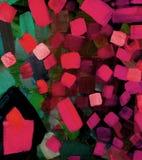 Kleurrijke Dromen stock afbeelding