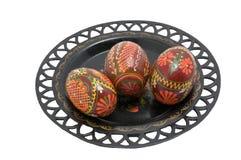 Kleurrijke eieren Royalty-vrije Stock Foto