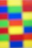Kleurrijke en vage achtergrond royalty-vrije stock foto