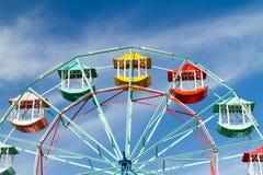 Kleurrijke Ferris Stock Afbeeldingen