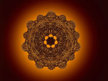 Kleurrijke fractal Stock Afbeeldingen