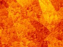 Kleurrijke fractal achtergrond royalty-vrije illustratie