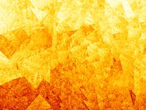 Kleurrijke fractal achtergrond stock illustratie