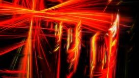 Kleurrijke futuristische fantasieabstractie Stock Foto's
