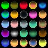 Kleurrijke gebieden vector illustratie