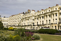 Kleurrijke Gebouwen in Brighton Royalty-vrije Stock Afbeeldingen