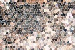 Kleurrijke gebrandschilderd glastextuur Stock Foto