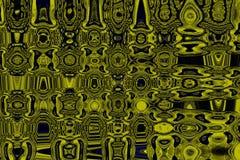 Kleurrijke geel-blauwe tinten abstracte achtergrond Stock Foto's