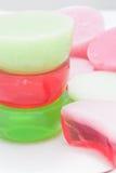 Kleurrijke gelei Stock Afbeelding