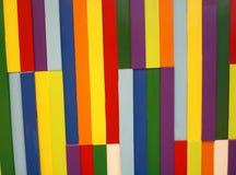 Kleurrijke geometrisch Stock Fotografie