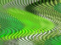 Kleurrijke gestippelde textuur als achtergrond Stock Fotografie