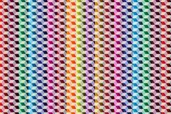 Kleurrijke Geweven Achtergrond Royalty-vrije Stock Afbeelding