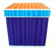 Kleurrijke Giftdoos Stock Afbeeldingen