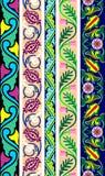 Kleurrijke grens Vector Illustratie