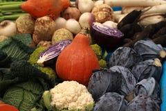 Kleurrijke groenten royalty-vrije stock foto