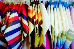 Kleurrijke Hanbok Stock Fotografie