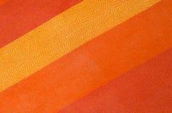 Kleurrijke handdoek Royalty-vrije Stock Afbeeldingen
