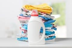 Kleurrijke handdoeken Royalty-vrije Stock Foto's
