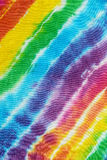 Kleurrijke het patroonachtergrond van de bandkleurstof Stock Afbeeldingen