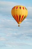 Kleurrijke hete luchtballon Stock Foto