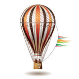 Kleurrijke hete luchtballon Royalty-vrije Stock Foto