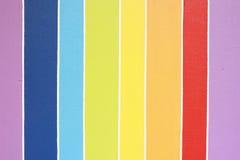 Kleurrijke Houten Achtergrond Royalty-vrije Stock Afbeelding