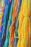 Kleurrijke kabel Royalty-vrije Stock Foto's