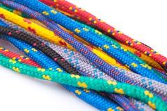 Kleurrijke kabels Royalty-vrije Stock Afbeeldingen