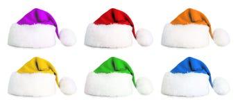 Kleurrijke Kerstmis Stock Foto